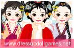 Roiworld Dress Up Game 345
