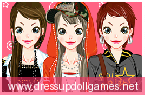 Roiworld Dress Up Game 375