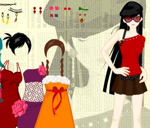 Super Girl Fashion