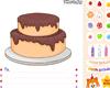 Virtual Birthday Cake