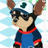 Animal Sports Fan Dress Up Game